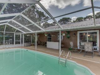 Spacious home with pool, close to golf & more - small dogs & snowbirds welcome!