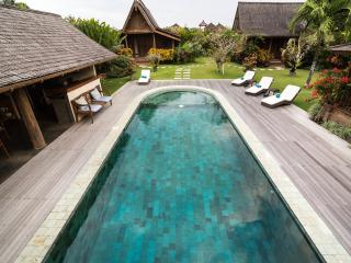Peaceful and Spacious Villa Canggu