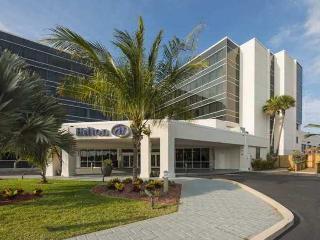 Homey Hilton Cocoa Beach Oceanfront Hotel, FL