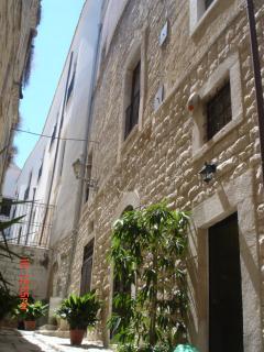 facciata struttura Arco Sant'Antonio