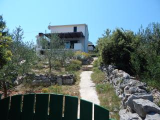 Villa Marela view as you arrive.