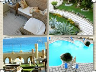 The apartments are in exclusive area Sahl Hasheesh, Hurghada