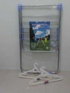 Additional Clothes Rack for airing of clothes
