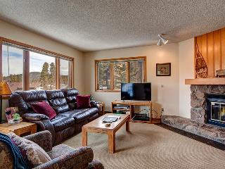 Woods Manor 2 BD Condo Shared Hot Tub/Steam/Sauna, Breckenridge