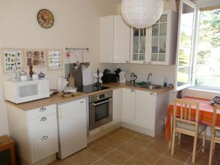 La Fourquerie  Gite for 2, Kitchen fully equipped