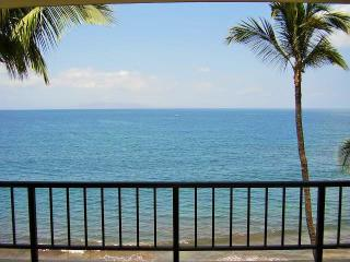 Sugar Beach Resort Ocean Front 1 Bedroom 536, Kihei