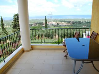 Large luxury Villa overlooking sea and mountains