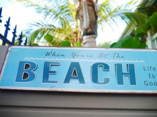 Cote Mer : Charming 1 bedroom 1st line ocean front