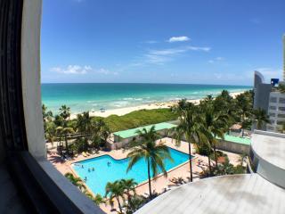Oceanfront, Ocean View, Miami Beach, Studio #3