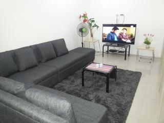 2BR fully furnished smdc light residences Dec 1,