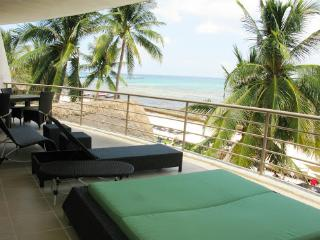 Beachfront 2 Bedroom apartment with rooftop, Playa del Carmen
