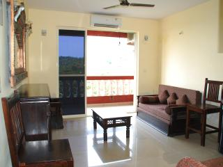RUBY RESIDENCY RESIDENTIAL AND RESORTS D 404, Palolem