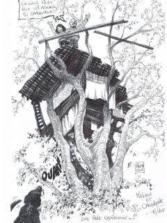 La Cabane Insolite par Christophe Palma