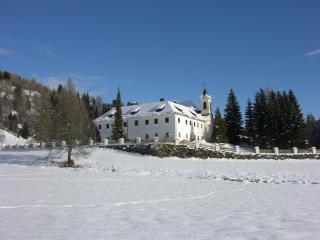 Schloss Berg Klösterle L (o. Abtei), Gnesau