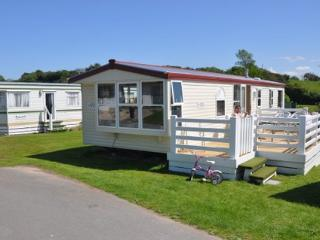 Mobile Home on Glan Gors Holiday Park, Benllech