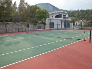 The House for tennis lovers, Adrasan