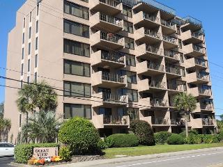 Great Location/View at Ocean View Towers # 6F - Myrtle Beach, SC