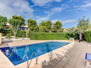 Casa Siena, in Moraira, Wifi, TV AC, pool