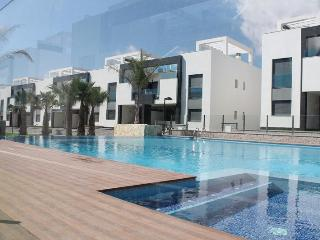 Modern top floor apartment for holiday rental in P, Punta Prima