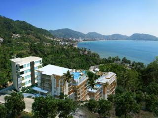 Patong 2 Bed Pool Condo Sea view, Kathu