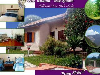 Villa Grazia: tra mare e Etna