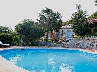 Villa Brigantina Porto Cervo with smimming pool
