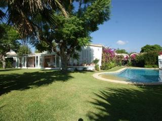 Villa with terrace,fireplace S, Puerto Banús