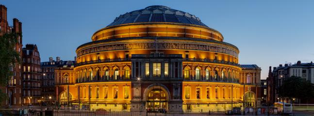 The Royal Albert Hall, South Kensington.