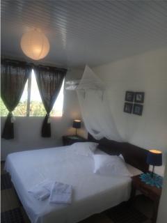 Chambre 2, 2 lits jumeaux.