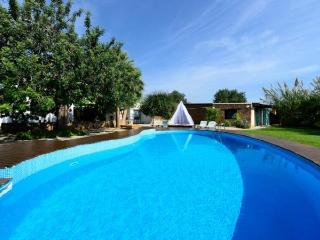 Villa with pool,garden Sant Jo, Sant Jordi