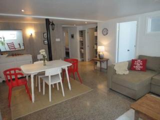 Quebec: charmant appartement, central