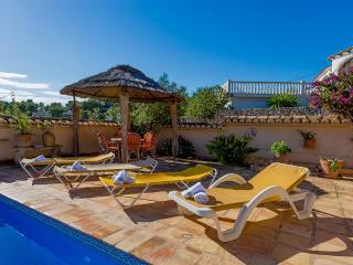 Villa with pool,valley Benissa, Moraira
