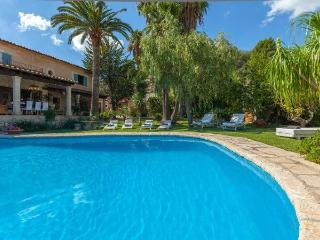 Country House with garden,pool, Mancor de la Vall