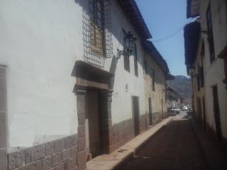 Apartamento en Casa Colonial, Cuzco