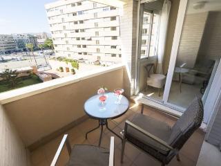 Apt. with terrace Málaga ciud, Malaga