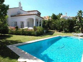 Villa with garden,pool Nueva a, Puerto Banus