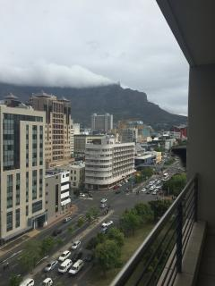 Heart of the Mother City with views of Table Mountain