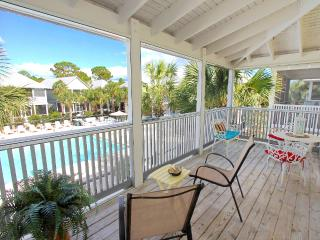 Barefoot Cottages B22-2BR/2.5BA*10%OFF April1-May26*POOLFront-Screened Porches-Forgotten Coast, Port Saint Joe