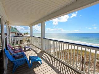 Starline A- Gulf FRONT 3BR/2BA FREEFunPass5/1*Buy3Get1FreeThru5/26*Sleeps 5-Mexico, Mexico Beach