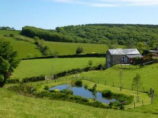 THREB Cottage situated in Dulverton (3mls W)