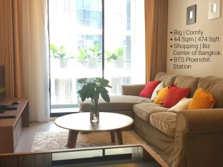 New+Big 1 BR | Central BKK | BTS Ploenchit Station, Bangkok