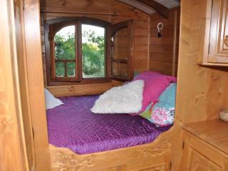 Dormir dans une roulotte, Montcuq