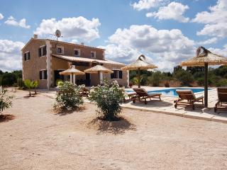 Preciosa casa de campo con piscina - Sa Cantera, Algaida