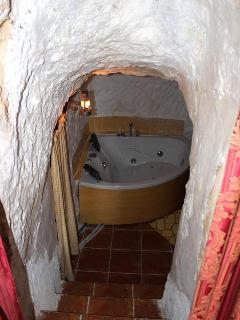 Cueva con Jacuzzi