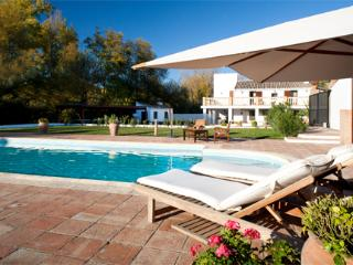 Chalet con piscina en Ronda