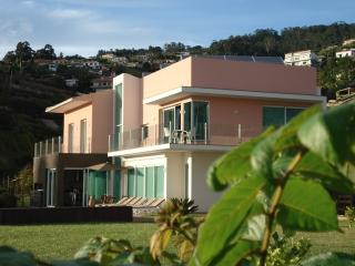 Modern luxury 4 bed house with large pool and gard