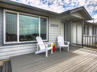 Ocean View Home in Bayshore Estates, Waldport