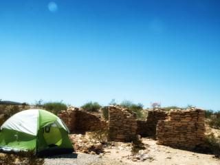 2-Person Tent - Terlingua/Big Bend - #2