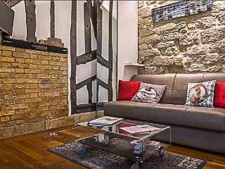 Studio cosy Paris centre Le Marais