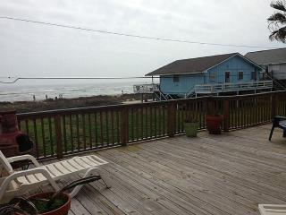Beautiful Beach House With Unobstructed Gulf Views, Galveston